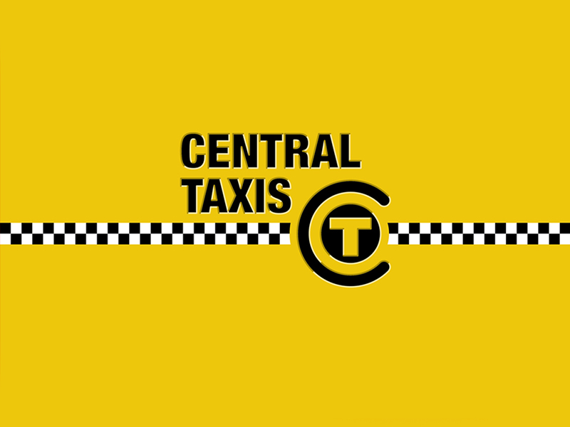 Logo for Central Taxis