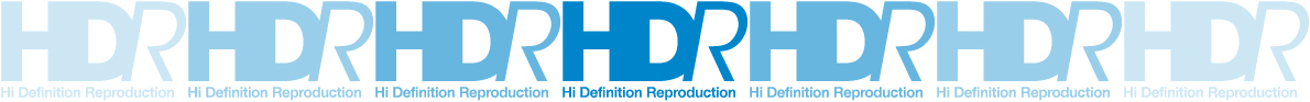 Hi Definition Reproduction Logo